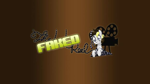 The Faked Reel youtube Banner by thefakedreel