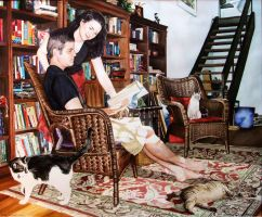 Married With Cats by KellyEddington