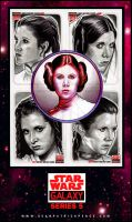SWG5 PRINCESS LEIA by S-von-P