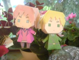 England And 2p!England Paperdolls by Scarlett0blivion