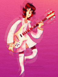 The Fish (Chris Squire) by KabouterPollewop