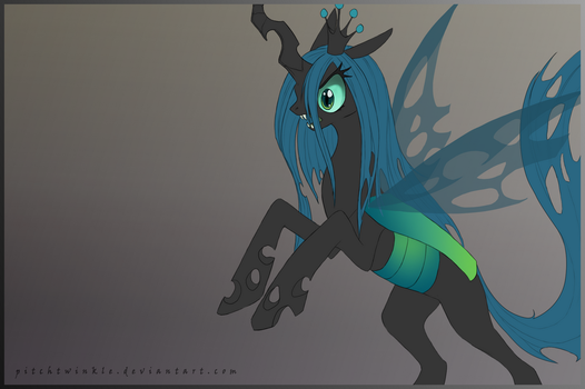Queen Chrysalis by Rethys