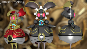 Pokemon Sun And Moon: Magearna