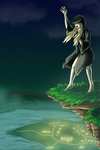 Cry of the Banshee by Deer-kun