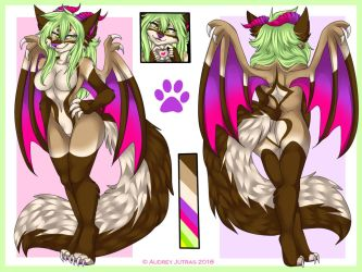 .:Anthro Oc For Adopt:.(Auction) by Fur-What-Loo
