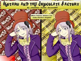 Dagashi Kashi - Hotaru and the Chocolate Factory by jmantime-is-Here