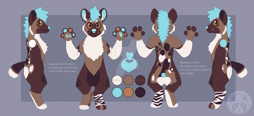 AWD Reference Sheet by SpunkyRacoon