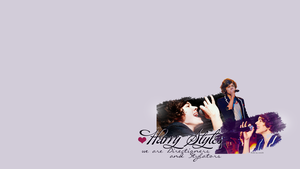 Harry Styles Wallpaper by Lens1D