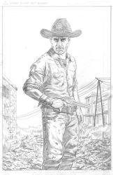 Rick Grimes by DougSirois