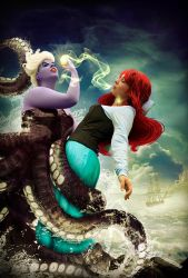 Ursula - My Revenge by Des-Henkers-Braut