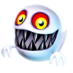 Boo Render 3 by Nibroc-Rock