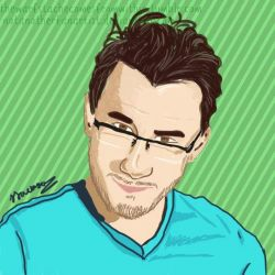 Mark Fischbach by NotAnotherFanArtist