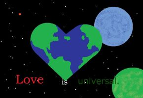 Love Is Universal by JackHarknessHarter