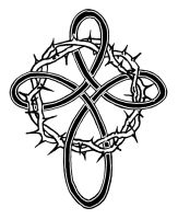 Celtic Cross by MeshiaSamurai