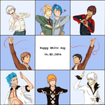 Happy White day! by Lilinett