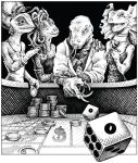 Cold Blooded Gamblers by Kayla-Noel