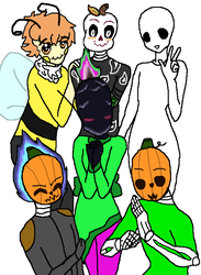 Halloween Boys WARNING 18+ PEOPLE ONLY PLEASE by momom2012