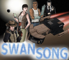 Swan Song cover (ver. A) by SteveNoble197
