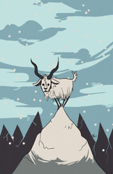 King of the Montain by VoxtheDevil