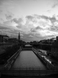 Erie Canal by gothicpoizonivy
