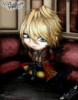 Chibi Kamijo Masquerade by God-Palace