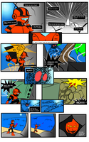 CCOCT Code's Alternate story by Thesimpleartist4
