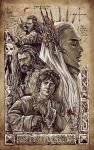 The Desolation of Smaug by JustAnoR