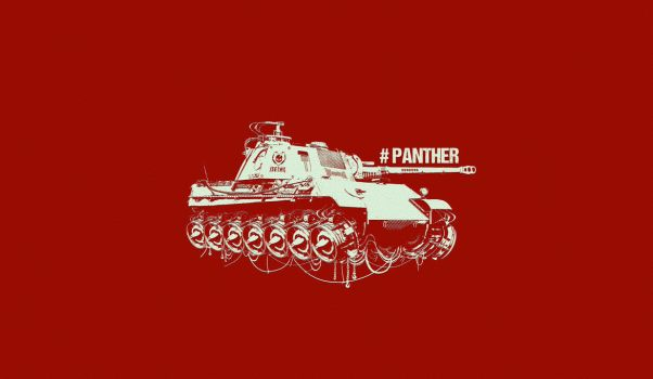 tank panther by dimadiz