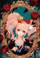 DANGANRONPA x SNOW WHITE by asml30
