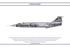 Starfighter USA 476th FIS by WS-Clave