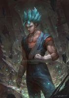 Vegito by Raines-Tu