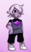 Young Amethyst by mariogamesandenemies