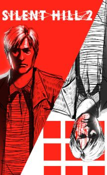 Silent Hill 2 Poster by SkizzleBoots