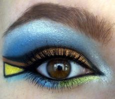 Cleopatra inspired look by KatelynnRose