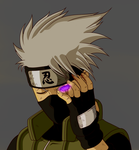 Kakashi of the OP by Rhidoh