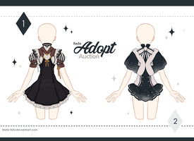 [Adopt Auction] Fantasy #6 - CLOSE - by QuinnyIlada