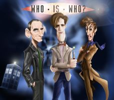who is WHO by McGillustrator