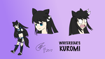 WhiterStar's Kuromi (but if I drew it) by Its-Joe-Time