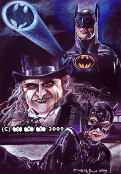 Batman Returns by tavington