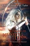 Book cover - Knocking on Heavens Door - Book Three by CathleenTarawhiti
