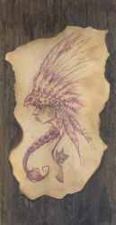 Prairie Witch 2013 by GrisGrimly