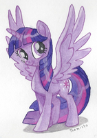 Twilight Movie Watercolor (Vector) by Themisto97
