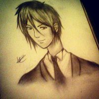 Sebastian_michaelis_by-Silver_woods by Silver-woods