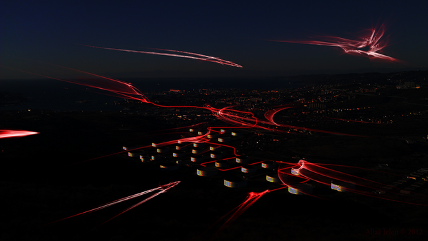 Light Trail by Commencal661
