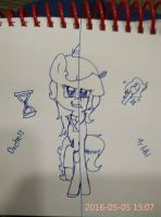 My Two Sides  by DoctressWhooves11