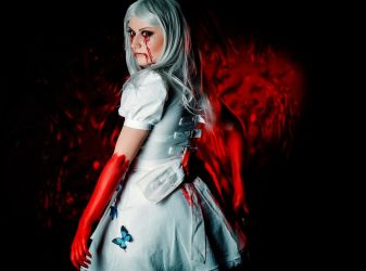 Alice: Madness Returns. Hysteria by Lady-I-Hellsing