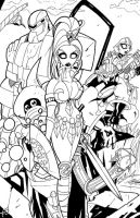Masters of the Universe by TheBoo