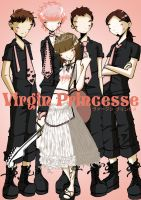 Virgin Princesse poster 2 by Nicohitoride