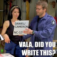 Vala, did you write this? by campyspornshack