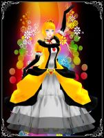 Rin Kagamine - Daughter of Evil - DOWNLOAD by YamiSweet
